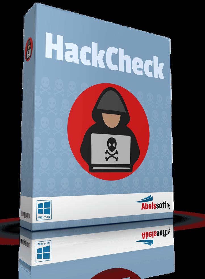 Abelssoft HackCheck 2019 v1.56.22 Multilingual