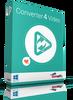 Converter4Video BoxShot