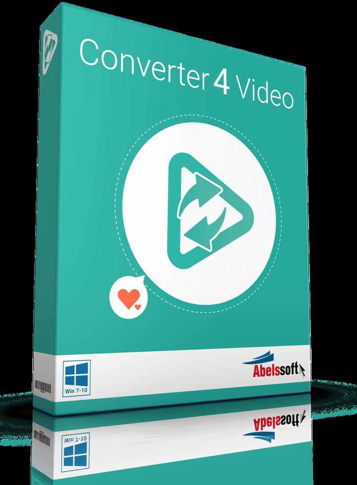 Abelssoft Converter4Video 2017 v4.1 Retail-DVT - Software ...