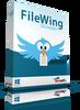 FileWing Shredder BoxShot