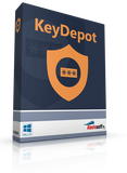 Boxshot of the passwortmanager KeyDepot