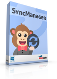 Boxshot of SyncManager 2017