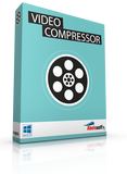 Boxshot of the new VideoCompressor