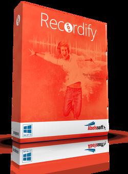 Recordify BoxShot