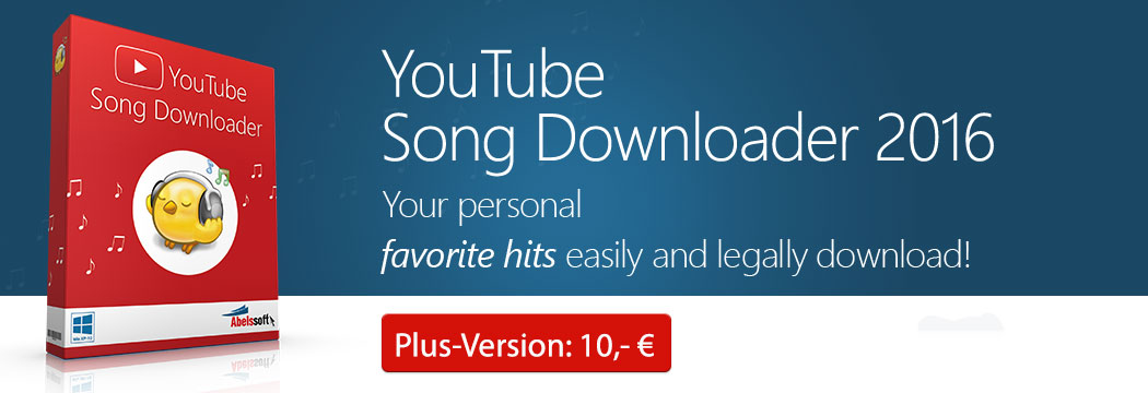 YouTube Song Downloader 2016